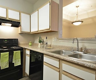 Kitchen, Villas at Bandera