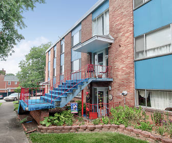 Imperial Terrace Apartments, Bristol, TN