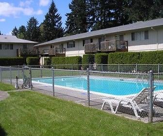 Pool, Valley Park Plaza