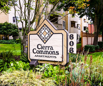 Community Signage, Cierra Commons