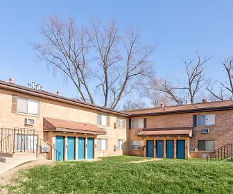 Hafner Court Apartments, Concordia Seminary, MO