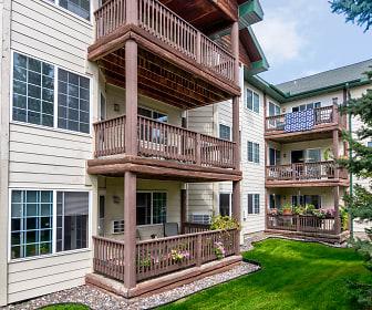 Building, Birchwood Apartment Homes