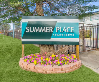 Summerplace Apartments, Southwestern Christian University, OK