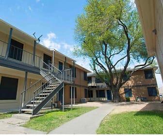 Building, Cantera Apartments