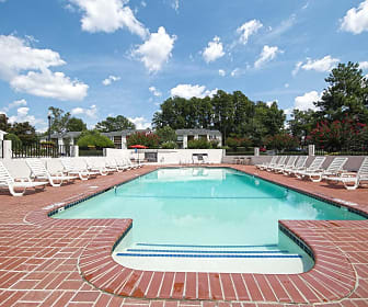 Pool, The Traditions At Augusta
