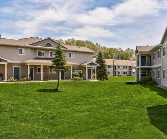 Building, Emerald Park & Emerald Woods Senior Apartments