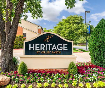 Heritage at Valley Ranch, Irving, TX