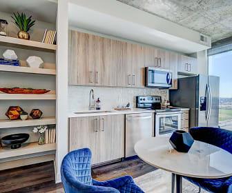 Kitchen, Skyhouse Frisco Station