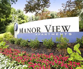 Community Signage, Manor View