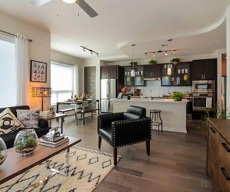 Living Room, Elan Heights