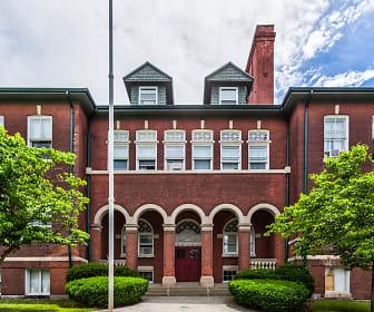 Building, School Street Apartments