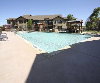 Pool, Creekside Townhomes