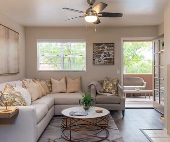 Living Room, La Reserve Villas