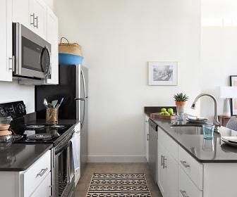Kitchen, Billy Byrd Lofts