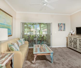Living Room, Bay Breeze Villas