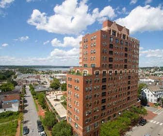 Building, Back Bay Tower