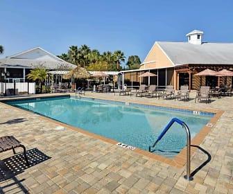 Pool, Sunlake Estates