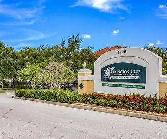 Lexington Club at Renaissance Square 62+, Sand Key, Clearwater, FL