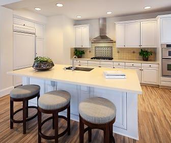 Kitchen, Woodbury Lane Apartment Homes