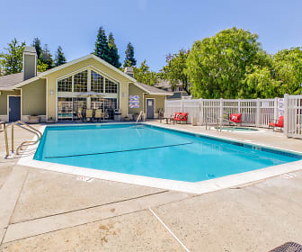 Pool, Portola Meadows