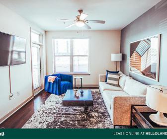 Living Room, 2400 Charlotte Ave CHARLOTTE AT MIDTOWN 209