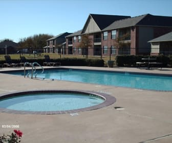 Pool, Grace Townhomes