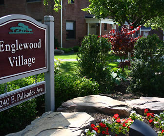 Community Signage, Englewood Village