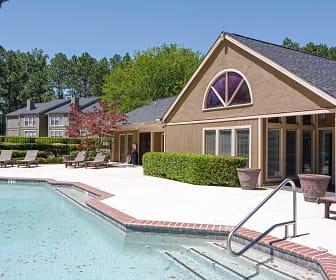 Pool, Hidden Lake