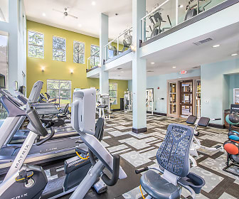Fitness Weight Room, Post Chastain