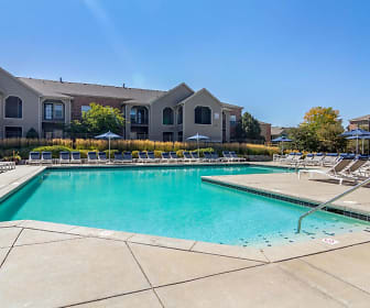 Pool, Legacy Heights Apartments
