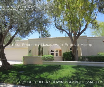 9008 N 87Th Way, South Scottsdale, Scottsdale, AZ