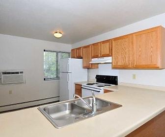 Kitchen, Morrison Village Apartments
