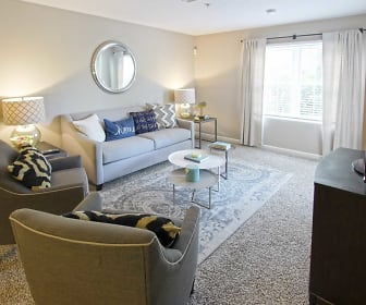 Living Room, The Place at Catherines Way