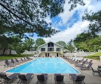 Pool, Townhomes @ Gateway