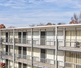 Cabana Club Apartments, Hickey College, MO