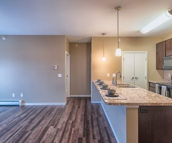 Kitchen, Stonecrest Apartments