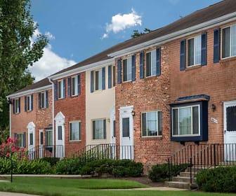 Deerfield Run & Village Square North, South Laurel, MD