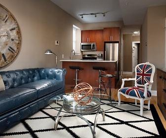 Living Room, The Alden