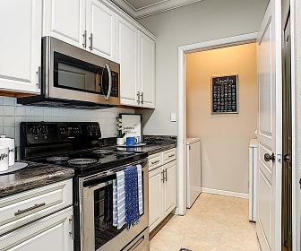 Your newly renovated kitchens feature stainless steel appliances and your very own laundry room., ELEVATE 155