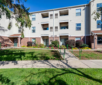 Take a stroll on our walkways throughout our community., Lakewood