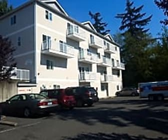 New England Apartments, Bellingham, WA