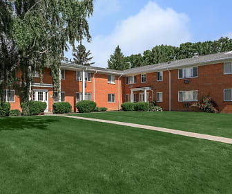 Greystone Apartments & Townhomes, Colgate Rochester Crozer Divinity School, NY