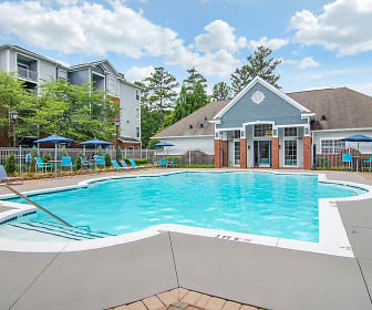 Overlook Ridge, Atlanta Metropolitan College, GA