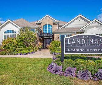 The Landings at Amhurst Lake, Waukegan, IL