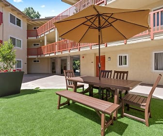 Parkway Terrace Apartments, Fox Hills, Culver City, CA