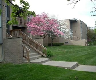River Drive Apartments, College Heights, Ypsilanti, MI
