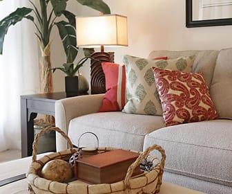 Living Room, Bordeaux VIII Apartments