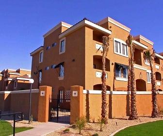 Building, Colonia del Sol