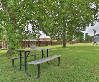 Recreation Area, Woodgate Apartments