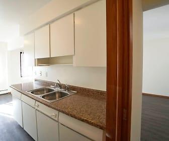 Kitchen, Como Court